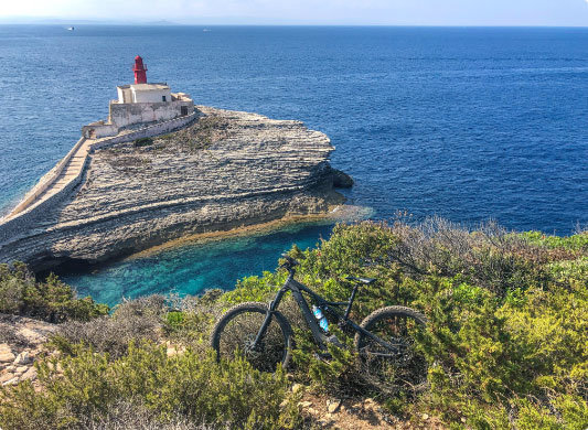 Vacanza in Corsica
