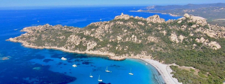 Vacanza in Corsica - Roccapina