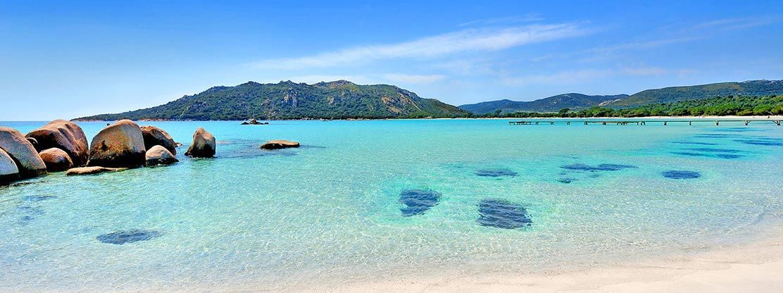Vacanza in Corsica - Santa-Giulia