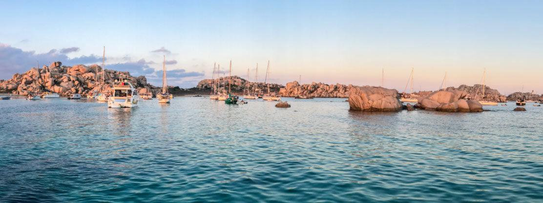Vacanza in Corsica - Spiaggia di Lavezzi